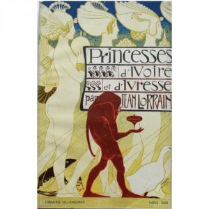 jean lorrain princesses d'ivoire et d'ivresse