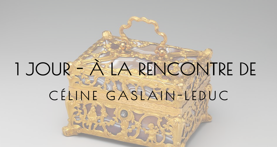 céline gaslain leduc interview