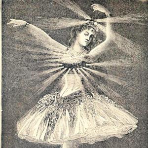 danseuse bijoux lumineux gustave trouvé