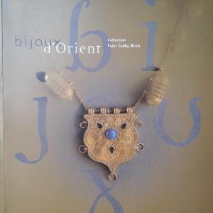 bijoux d'orient catalogue exposition