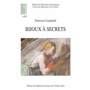 ciambelli bijoux à secrets livre